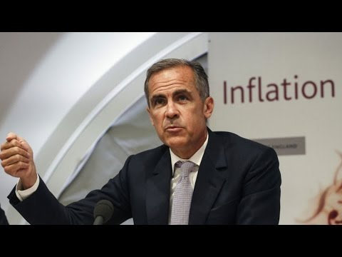 Carney's Brexit Worries Mean BOE Chief in No Rush to Tighten