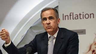 How Worried Is BOE's Mark Carney Over China's Economy?