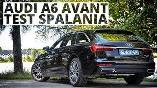 Audi A6 Avant 3.0 V6 286 KM (AT) - pomiar zużycia paliwa
