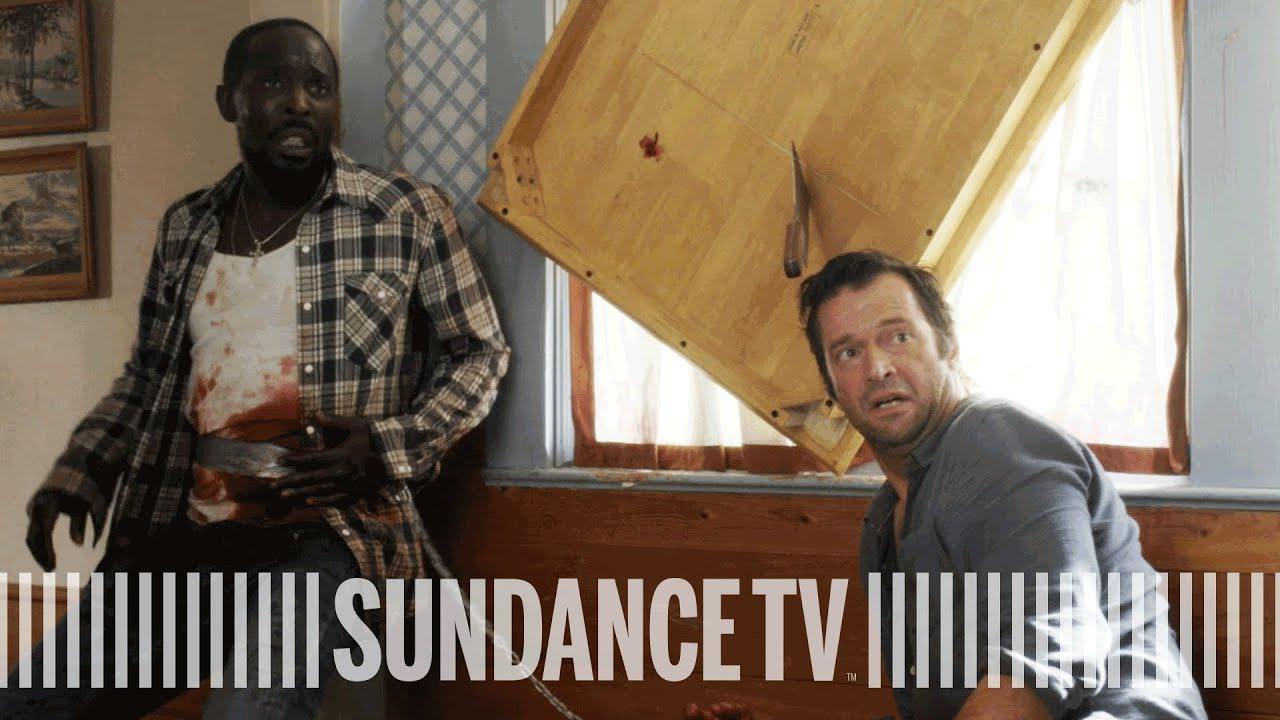 Download HAP AND LEONARD | 'Eskimos' Inside Episode 106 | SundanceTV