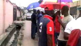 Nigerian Presidential Elections 2011: On the queue waiting to vote in a president