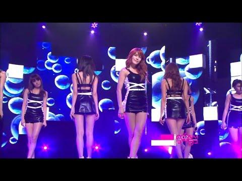 【TVPP】After School - Shampoo, 애프터스쿨 - 샴푸 @ Show Music Core Live