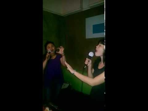 Maria Napit And Melina Purba - When U Tell Me That U Love Me -
