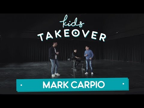 "Kids are taking over ""Hiling"" with Mark Carpio 
