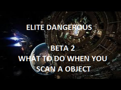Elite: Dangerous - Beta 2 - Astronomical Object Guide