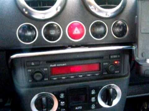 Test Son Bose Audi Tt Youtube