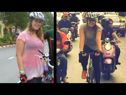 BEING AN OVERWEIGHT CYCLIST