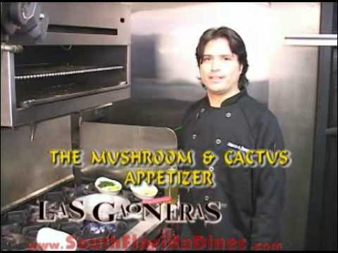Las Gaoneras Mexican Cuisine Mexican Mushroom and ...