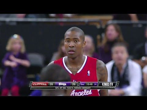 Jamal Crawford Full Highlights at Kings (2013.11.29) - 31 Points, 11 Assists, Burial Time!