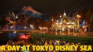 A Day at Tokyo Disney Sea | Tokyo Disney Resort