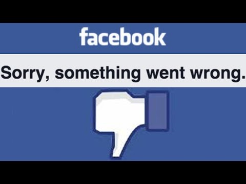 FACEBOOK WAS SHUT DOWN – EVERYONE IS GOING CRAZY