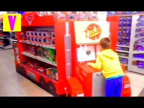 Тачки Игрушки из мультфильма Тачки Маквин Мультика Байки Мэтра HappyVova Cars Toys cartoon Cars