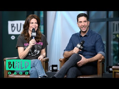 David Schwimmer & Sigal Avin On The #ThatsHarassment Campaig