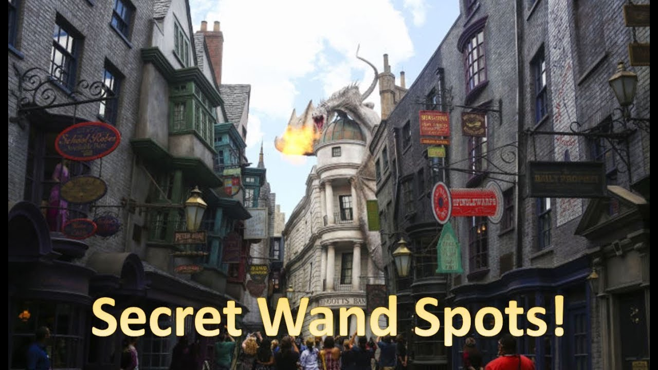 Secret Magical Wands Spots In Diagon Alley At Universal Studios Orlando Apparate Like Harry Potter Youtube The wand has 3 charges. secret magical wands spots in diagon alley at universal studios orlando apparate like harry potter