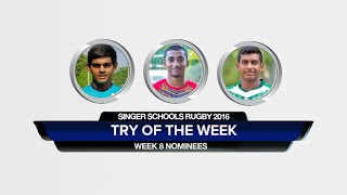 #SchoolsRugby Try of the week 8