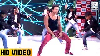 Tiger shroff dances in pune to promote munna michael | nidhhi agerwal | lehrentv