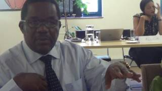 SAHRC Chair Prof Bongani Majola