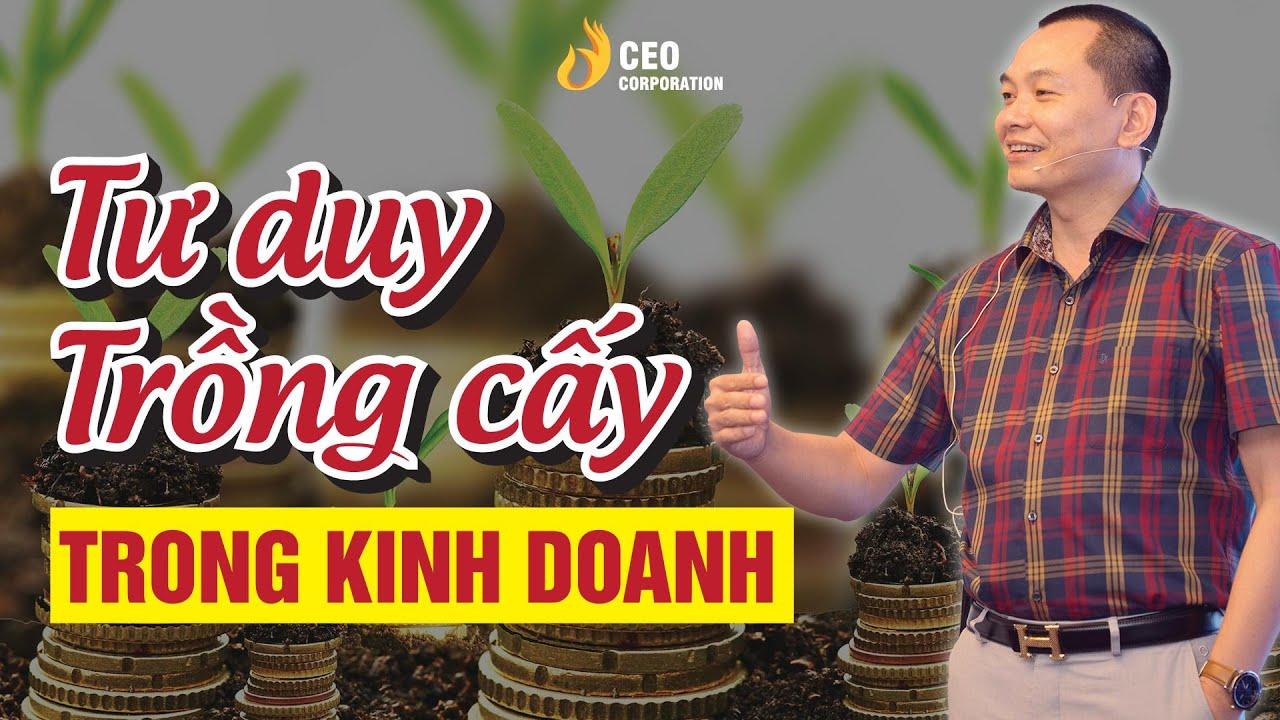 """Cuộc Đời Này Bạn """"TRỐN CHẠY"""" Đến Bao Giờ?   Ngô Minh Tuấn   Học Viện CEO Việt Nam"""