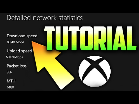 How to Get 100% BETTER CONNECTION XBOX LIVE - Faster Internet Xbox One::