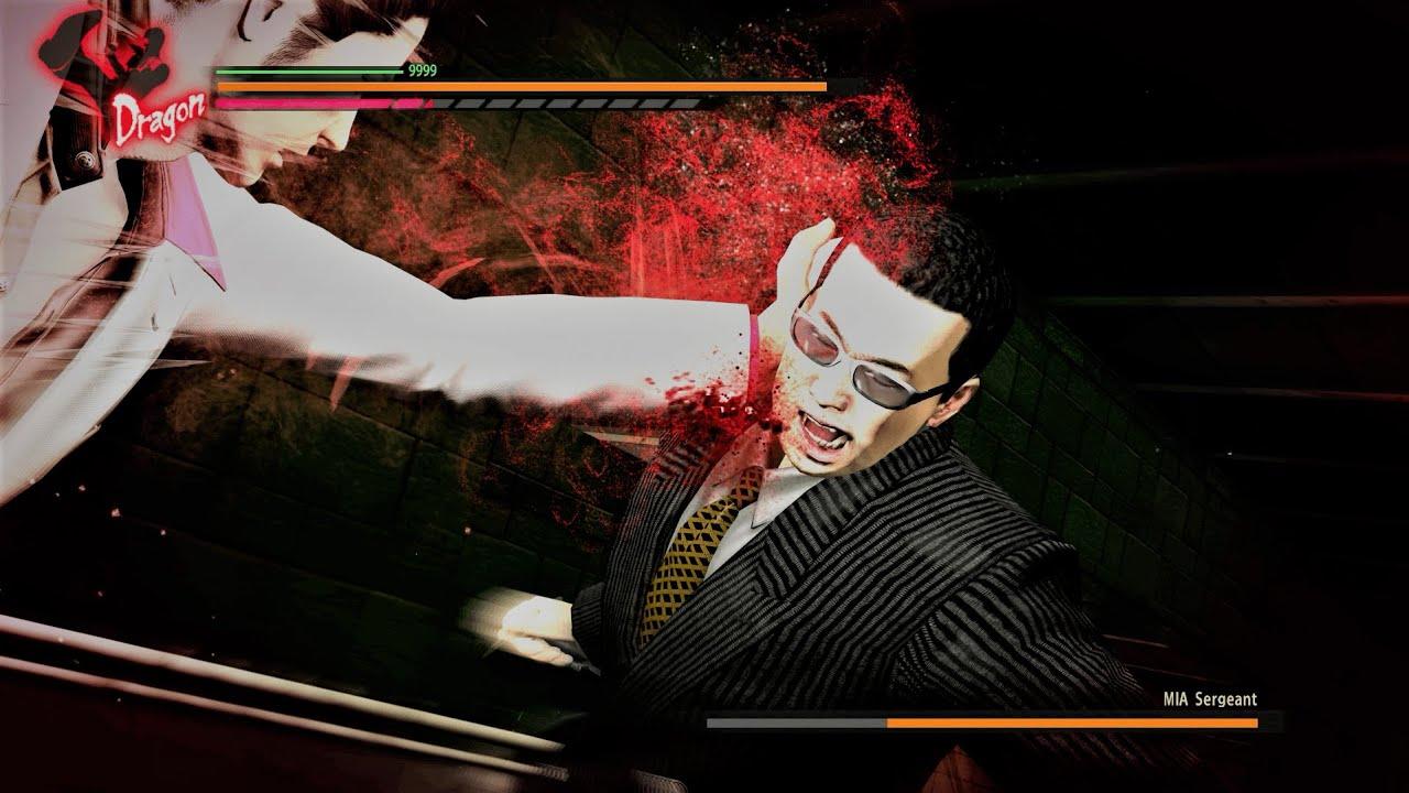 Download Yakuza Kiwami - Long Battles #7: MIA (NO DAMAGE) (No Tiger Drop) (No Equipment) [Legend]