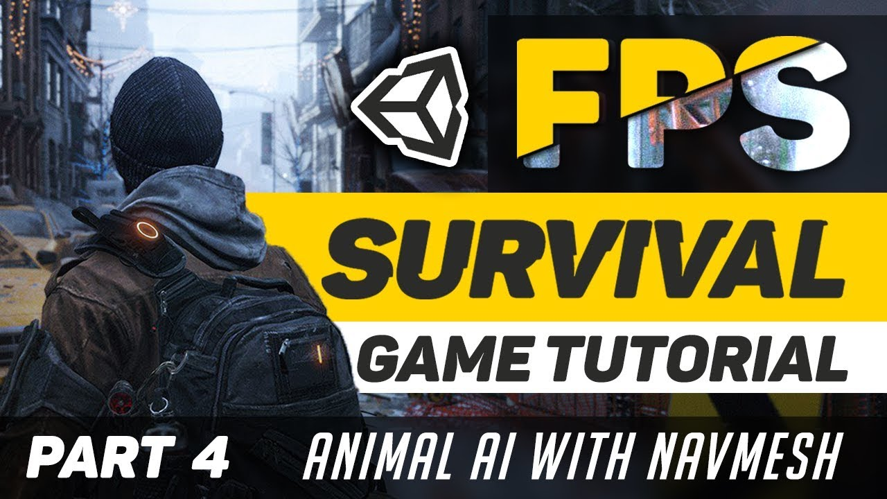 Creating a Survival Game in Unity 2018  7211af3317f