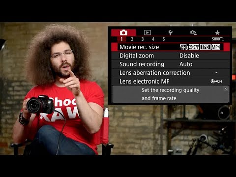 CANON 77D User's Guide