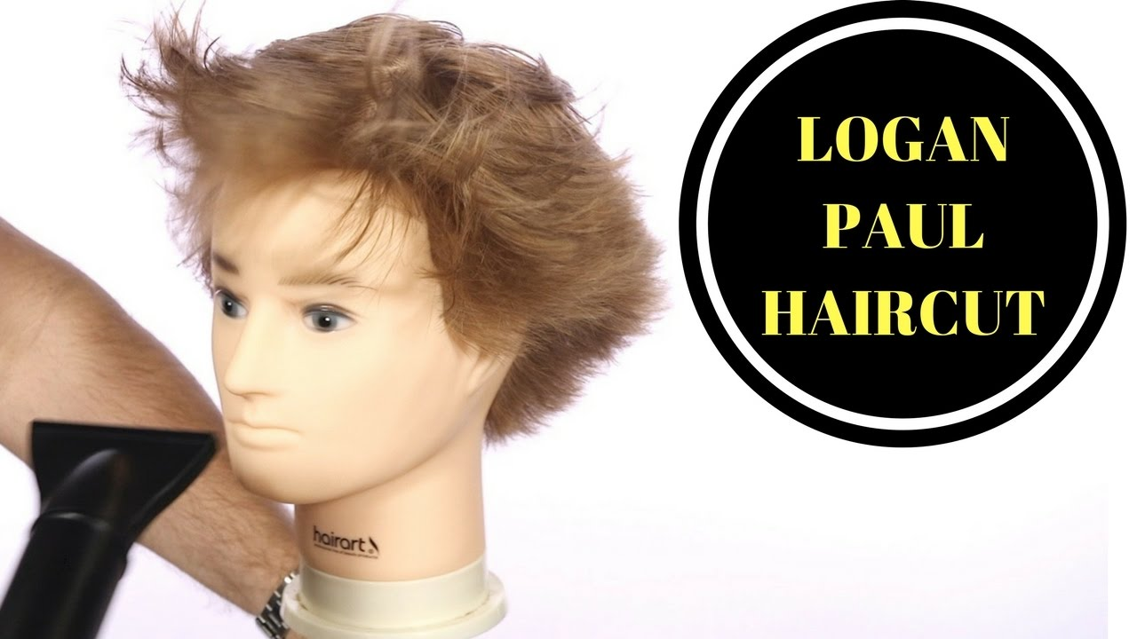 Logan Paul Haircut Thesalonguy Youtube