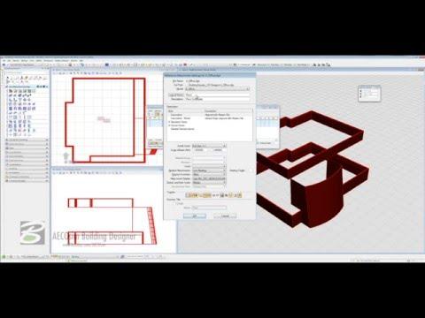 AECOsim Building Designer   A06   Creating a Master Model