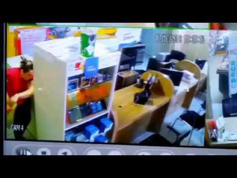 Homem assalta Loja no Centro de Boa Viagem nesta quarta-feira