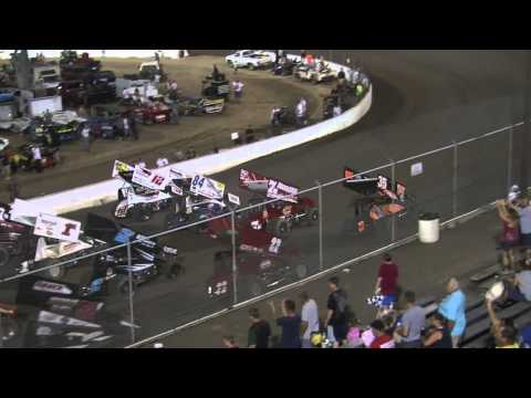 MOWA Sprints | Federated Auto Parts Raceway at I-55 | May 26th, 2012