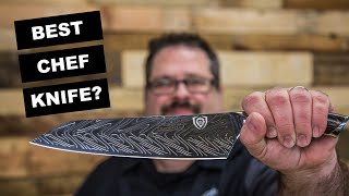 Best Chef Knife under $160? | Dalstrong Omega Chef Knife Review & Test