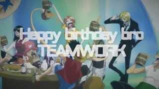 Unframed MEP (Happy Birthday StrikerAMVs and RyoEdits)