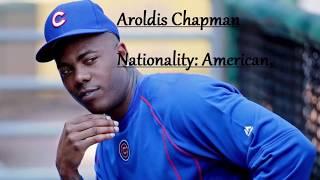 Aroldis Chapman Family,Luxury Home,Networth&Luxury Cars