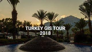 TURKEY GIS TOUR 2018
