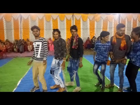 ◆Superstar Arjun R meda live Dance◆// New Timli // Narmada cancel // marriage dance // Adivasi song