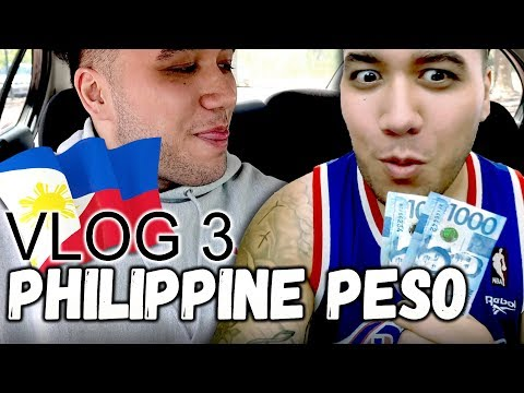 MY FIRST PHILIPPINE PESO!!! (FAM MAIL #2)