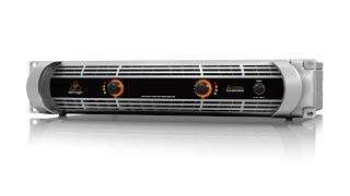 iNUKE NU6000 Ultra-Lightweight High-Density 6000-Watt Power Amplifier