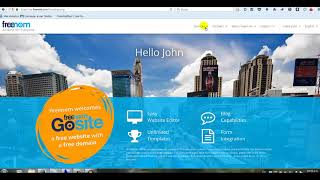 HOW TO GET A FREE HOSTING SERVICE FOR YOUR WEBSITE 2019