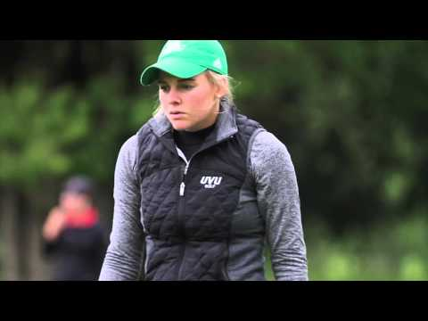 Utah Valley University women's golf at the 2016 WAC Championships