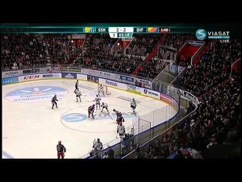 HockeyAllsvenskan 2012/13 Omgång 42: Södertälje SK - Djurgårdens IF
