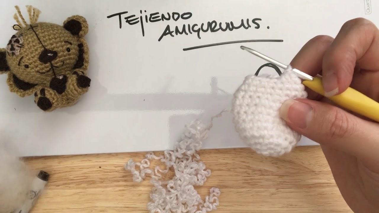 Cómo hacer un huevo en crochet - YouTube