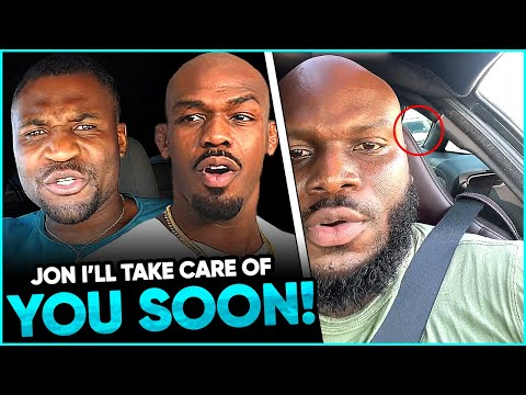 Derrick Lewis gets STOPPED by the POLICE, Francis Ngannou sends a WARNING to Jon Jones & Tyson Fury