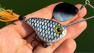 Spinner Bait | One Day Build to Catch