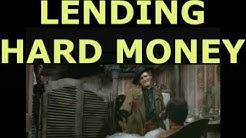 Hard Money Mortgage Loans in Glendale