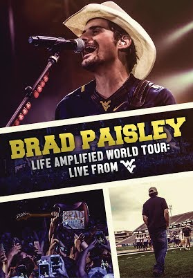 Brad Paisley - Life Amplified World Tour: Live From WVU