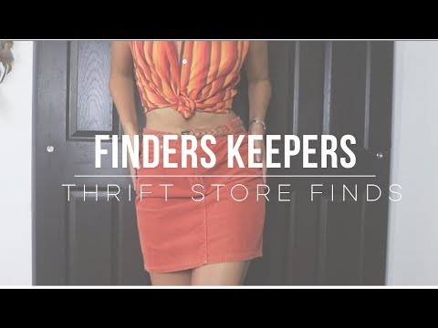 Finders Keepers - Day #1