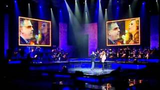 "Linda Leen & Arnis Mednis ""Not to fall again"" @ Arēnā Rīga 14.02.2011"