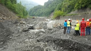 Le point sur le chantier des gorges de l