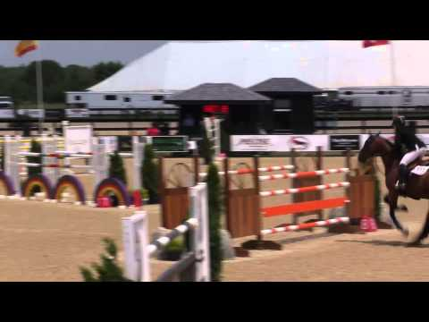 Mary Rivas and Swiss Air $30,000 Grand Prix of Princeton July13, 2014