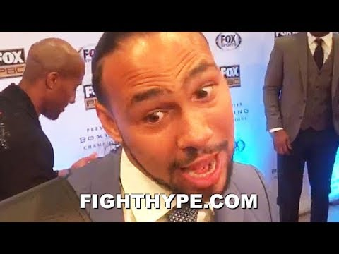 "KEITH THURMAN REACTS TO PACQUIAO VS. ADRIEN BRONER; EXPLAINS WHY IT'S ""GREAT FIGHT"" FOR BOTH"